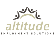 altitude employment solutions logo